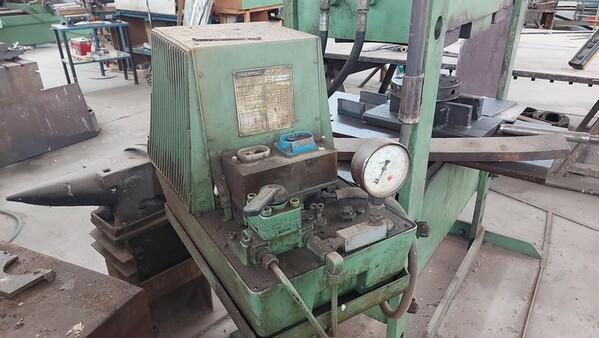 7#6222 Pressa idraulica Enerpac in vendita - foto 4