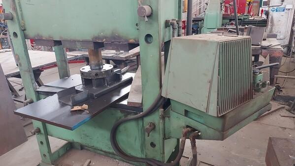 7#6222 Pressa idraulica Enerpac in vendita - foto 6