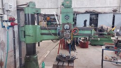Bergonzi radial drill - Lot 8 (Auction 6222)