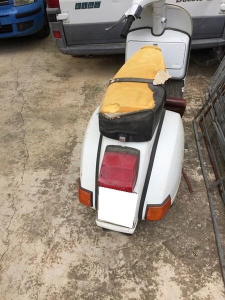 1#6223 Vespa Px 125 in vendita - foto 6