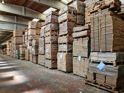 Immobile materiale legnoso e macchinari produzione pannelli - Lotto 0 (Asta 6224)
