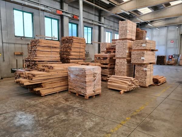 2#6224 Giacenze di magazzino di materiale legnoso in vendita - foto 5