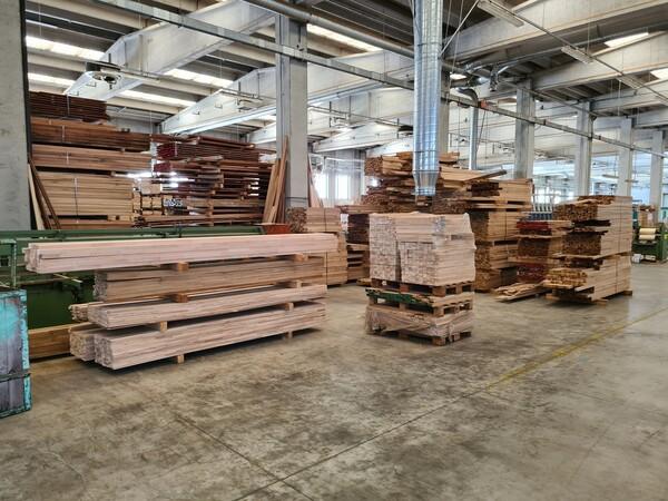 2#6224 Giacenze di magazzino di materiale legnoso in vendita - foto 6