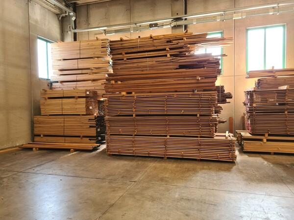 2#6224 Giacenze di magazzino di materiale legnoso in vendita - foto 7