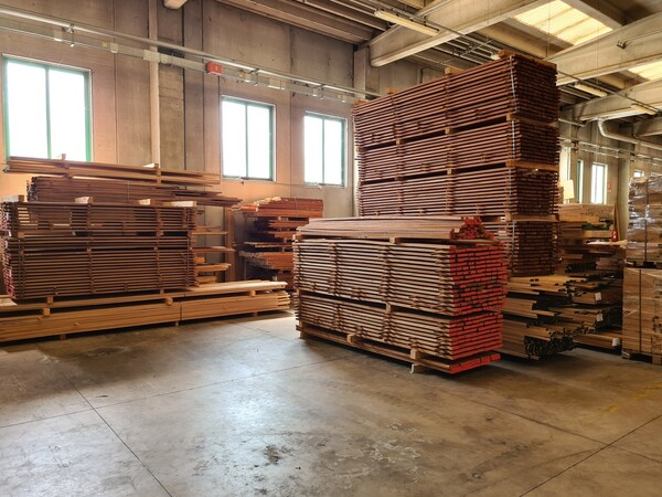2#6224 Giacenze di magazzino di materiale legnoso in vendita - foto 8