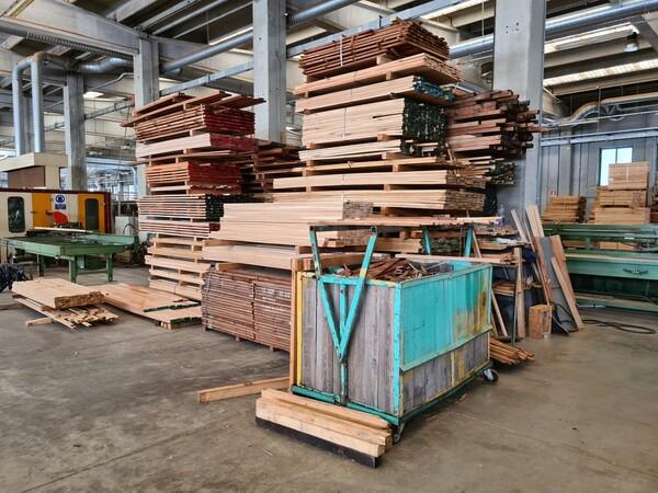 2#6224 Giacenze di magazzino di materiale legnoso in vendita - foto 9