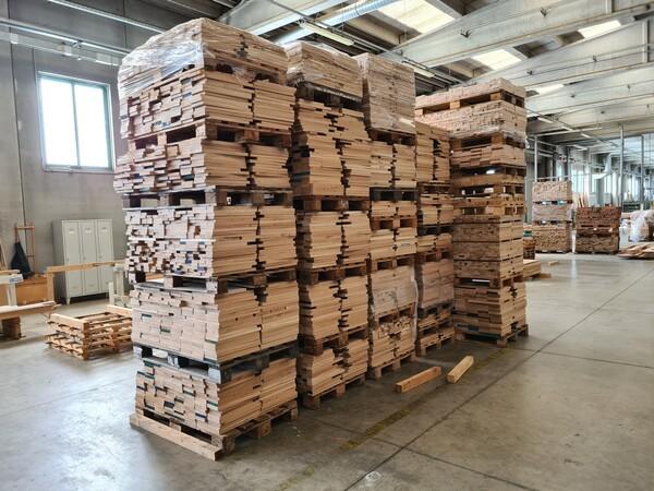2#6224 Giacenze di magazzino di materiale legnoso in vendita - foto 10