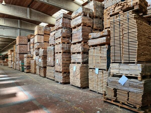 2#6224 Giacenze di magazzino di materiale legnoso in vendita - foto 12