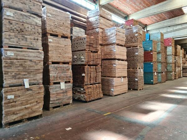 2#6224 Giacenze di magazzino di materiale legnoso in vendita - foto 13