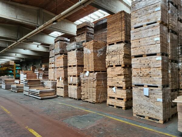 2#6224 Giacenze di magazzino di materiale legnoso in vendita - foto 14