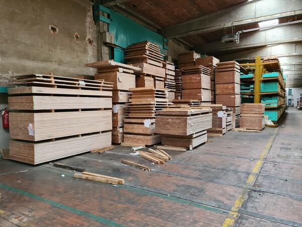 2#6224 Giacenze di magazzino di materiale legnoso in vendita - foto 15