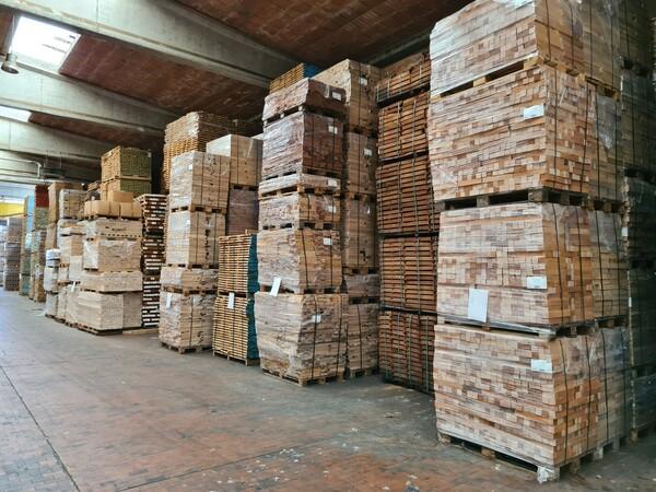 2#6224 Giacenze di magazzino di materiale legnoso in vendita - foto 16