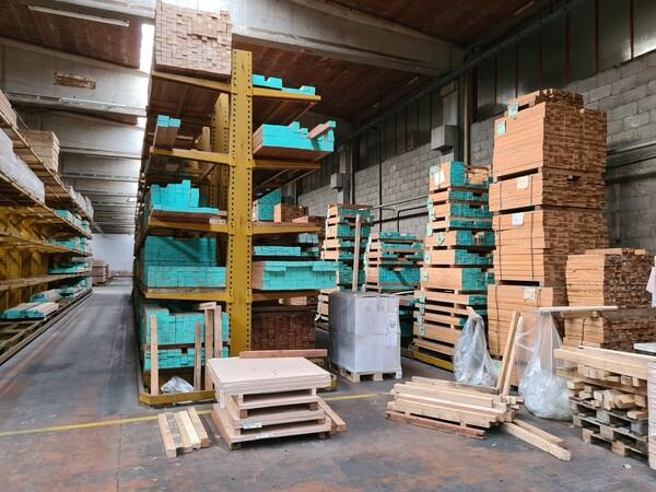 2#6224 Giacenze di magazzino di materiale legnoso in vendita - foto 18