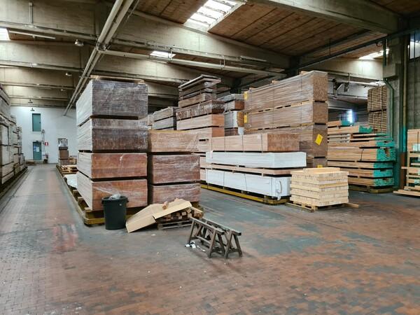 2#6224 Giacenze di magazzino di materiale legnoso in vendita - foto 20