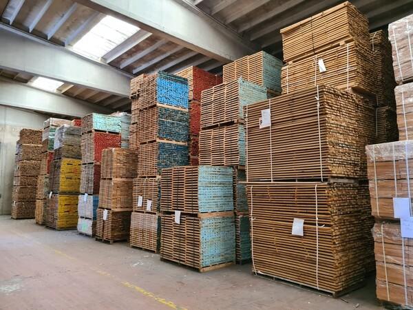 2#6224 Giacenze di magazzino di materiale legnoso in vendita - foto 24