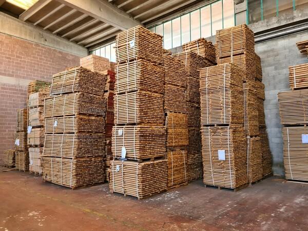 2#6224 Giacenze di magazzino di materiale legnoso in vendita - foto 26