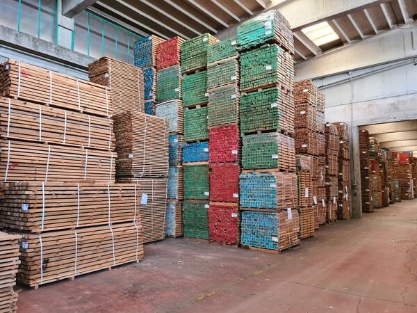 2#6224 Giacenze di magazzino di materiale legnoso in vendita - foto 27