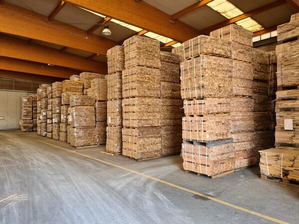 2#6224 Giacenze di magazzino di materiale legnoso in vendita - foto 28