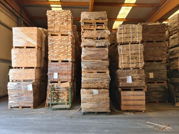 2#6224 Giacenze di magazzino di materiale legnoso in vendita - foto 29