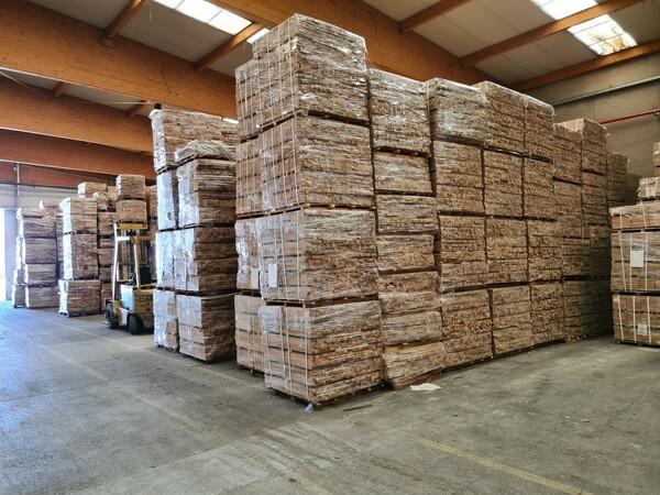 2#6224 Giacenze di magazzino di materiale legnoso in vendita - foto 30
