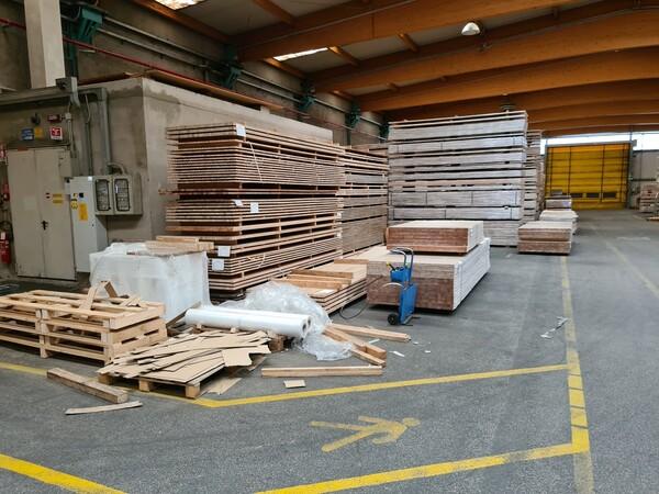 2#6224 Giacenze di magazzino di materiale legnoso in vendita - foto 33