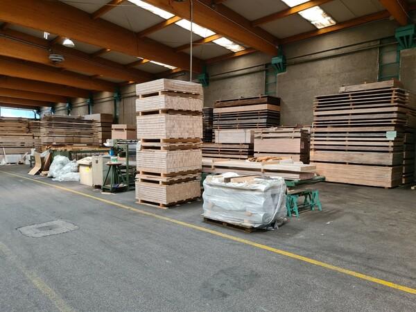 2#6224 Giacenze di magazzino di materiale legnoso in vendita - foto 34
