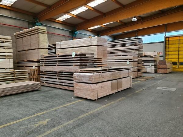 2#6224 Giacenze di magazzino di materiale legnoso in vendita - foto 35