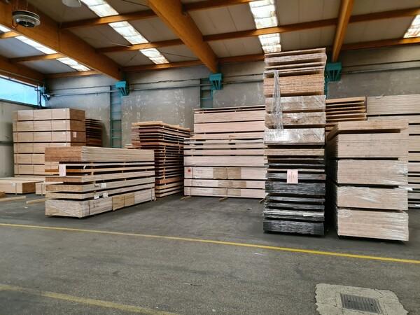 2#6224 Giacenze di magazzino di materiale legnoso in vendita - foto 36