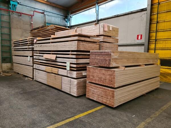 2#6224 Giacenze di magazzino di materiale legnoso in vendita - foto 37