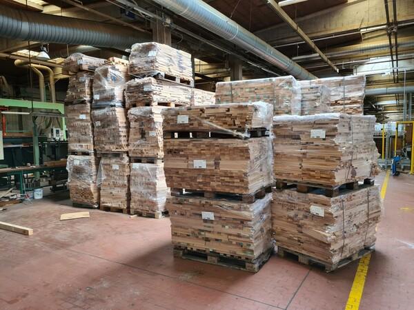 2#6224 Giacenze di magazzino di materiale legnoso in vendita - foto 39