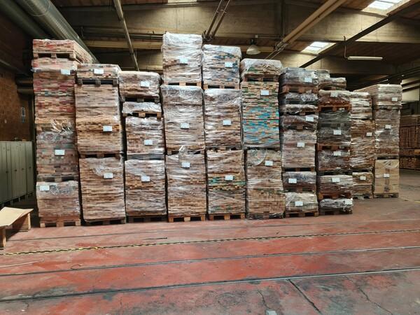 2#6224 Giacenze di magazzino di materiale legnoso in vendita - foto 41