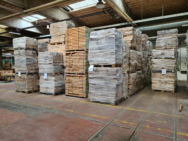 2#6224 Giacenze di magazzino di materiale legnoso in vendita - foto 42