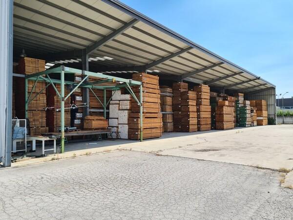 2#6224 Giacenze di magazzino di materiale legnoso in vendita - foto 43