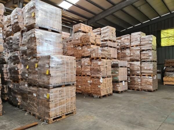 2#6224 Giacenze di magazzino di materiale legnoso in vendita - foto 47