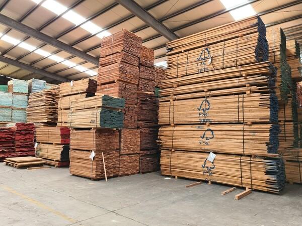 2#6224 Giacenze di magazzino di materiale legnoso in vendita - foto 49