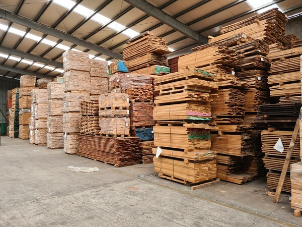 2#6224 Giacenze di magazzino di materiale legnoso in vendita - foto 50
