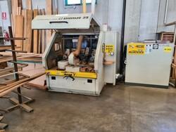 Macchinari e attrezzature per la produzione di pannelli semilavorati - Lotto 3 (Asta 6224)