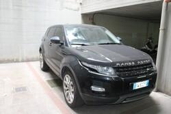 Range Rover evoque car - Lot 1 (Auction 6227)