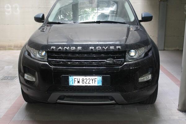 1#6227 Autovettura Range Rover evoque in vendita - foto 2