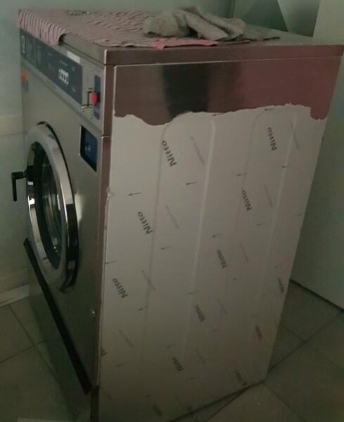 1#6229 Lavatrici ed essiccatoio Dexter in vendita - foto 3