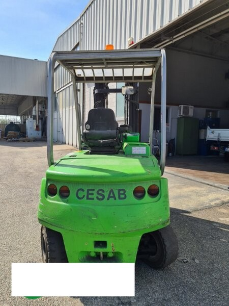10#6229 Carrello elevatore Cesab Mak 450 in vendita - foto 9