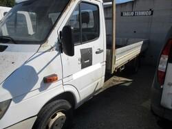 Mercedes 413 CDI truck - Lot 11 (Auction 6230)