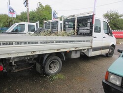 Mercedes truck - Lot 21 (Auction 6230)
