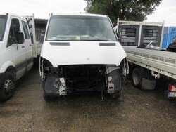 Mercedes truck - Lot 23 (Auction 6230)