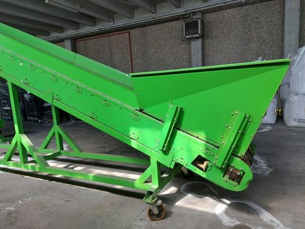 1#6231 Impianto per trattamento rifiuti RAEE Guidetti in vendita - foto 6