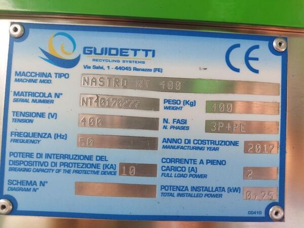 1#6231 Impianto per trattamento rifiuti RAEE Guidetti in vendita - foto 10