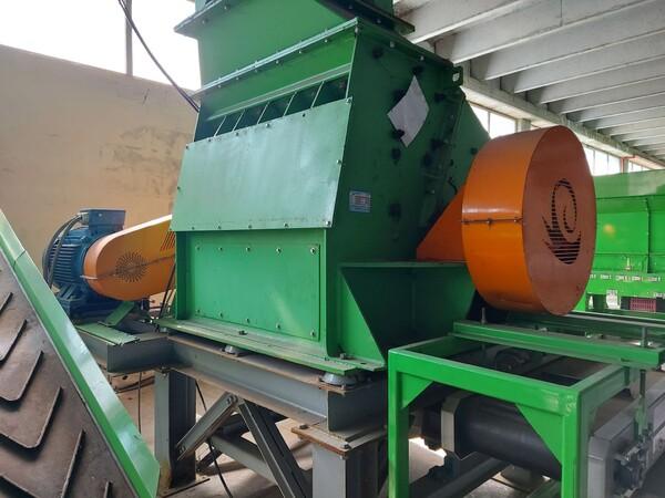 1#6231 Impianto per trattamento rifiuti RAEE Guidetti in vendita - foto 14