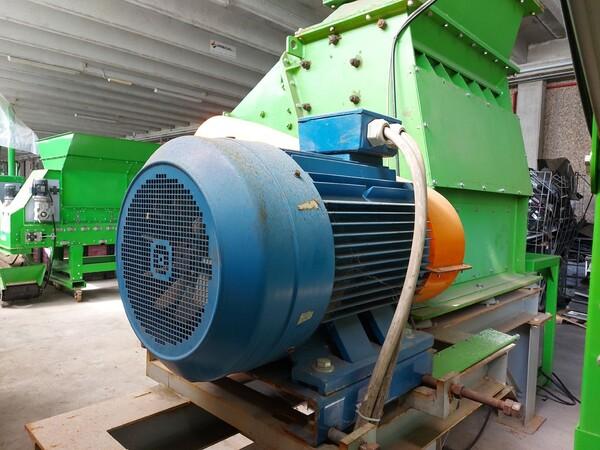 1#6231 Impianto per trattamento rifiuti RAEE Guidetti in vendita - foto 15