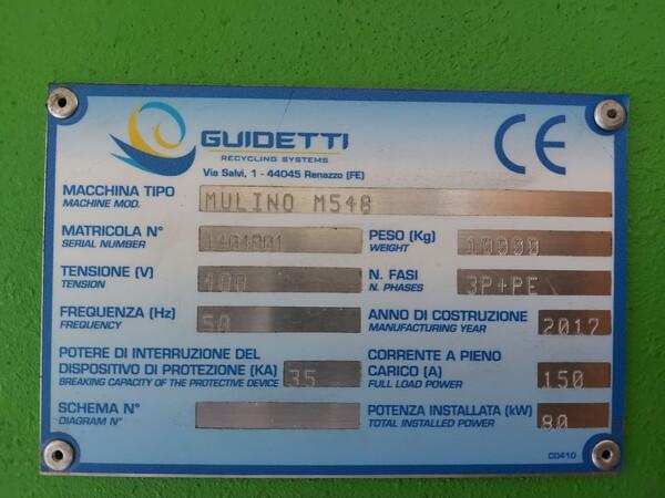1#6231 Impianto per trattamento rifiuti RAEE Guidetti in vendita - foto 19