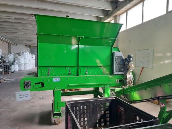 1#6231 Impianto per trattamento rifiuti RAEE Guidetti in vendita - foto 21